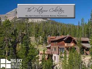 Powder Ridge Cabin 7 Manitou | Ski In Ski Out Big Sky