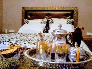 Riad Miral - camera matrimoniale standard patio