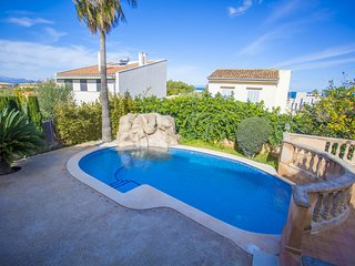 CASA LUNA - Villa for 8 people in Montferrutx