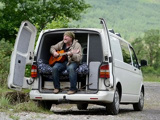 Tour Scotland with Kai the Campervan (discounts available)