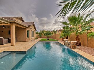 NEW! Chic 2BR Mesa Home w/Private Pool & Fire Pit!