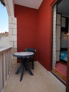 Balcony, Surface: 4 m²