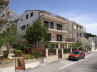 One bedroom apartment Živogošće - Mala Duba, Makarska (A-2606-a)