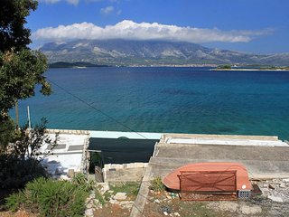 Three bedroom house Lumbarda, Korcula (K-4422)