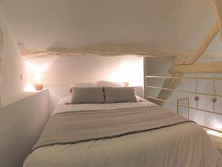 Marie - Appartement Duplex au ceour de Meursault