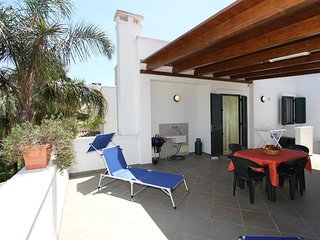 Family Apartment 350 m from the beaches of Puglia