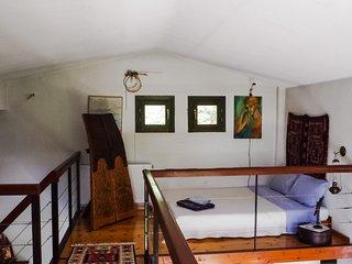 Villa de Calma / Loft Bedroom