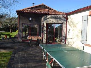 4 bedroom Villa in Gourmalon, Pays de la Loire, France : ref 5579258