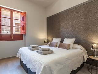 Green Apartments Torre del Oro B: 2 Bedroom duplex family apartment