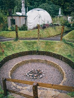 The firepits