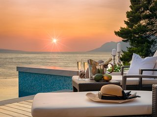 Villa Dalmatia Luxury – Sea view luxurious villa in Brela, Makarska
