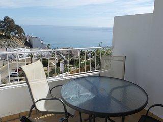 Mojacar Bella lovely 2 Bedroom, 1 Bathroom Apartment, Communal Pool, Sea Views