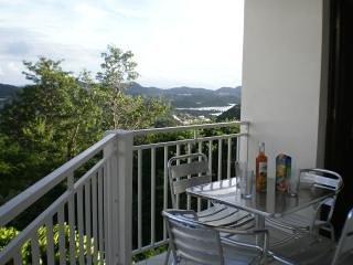 Balcones con vistas