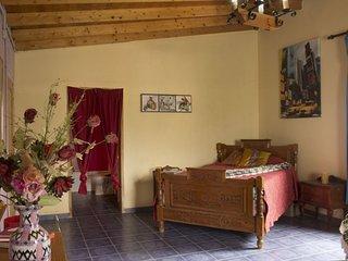 Rustic Villa: Room 1