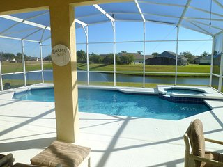 Stunning Kissimmee Lake View Vacation Rental Home