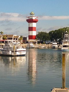 Visit the Harbour Town Lighthouse during your stay.