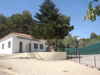 Finca rural en la montaña de Valencia