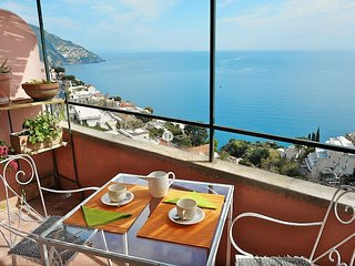 Central house amazing view in Positano - A636