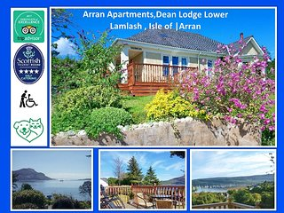 Arran Apartments , Dean Lodge