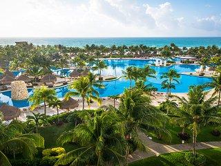Mayan Palace Riviera Maya/Cancun Luxury 2br/2ba Condo