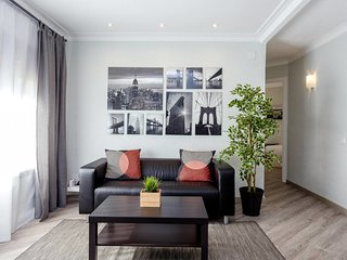 Joyful and fresh flat with 3 amazing bedrooms!