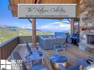 Cowboy Heaven Luxury Suite 7C | Big Sky Moonlight Basin