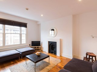 3BR apartment in great Swiss Cottage location