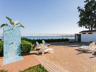 Sulla spiaggia, Villa Calliope - Blue apartment