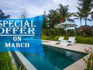 Vista, Garden Villa, 1 Bedroom Large Pool, Central Ubud