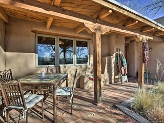 Algodones Casita w/ Outdoor Space & 2 Fireplaces!