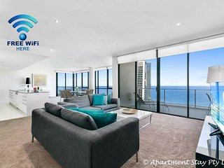 CIRCLE-Apt Stay PRIVATE 3BED-SUBPENT-LVL47-OCEANVIEW