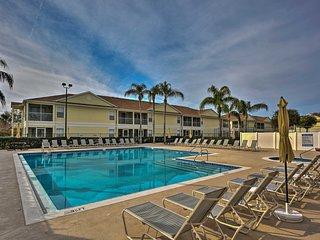 NEW! 3BR Kissimmee Apt w/Pool - 10 Min from Disney
