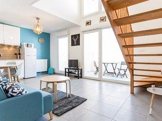 Superb renovated duplex in Marseille - W279