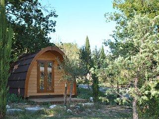 Cabane insolite à Vogüé pour 2 pers