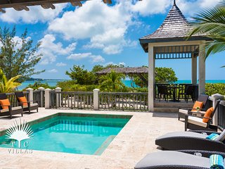Private Beachfront Cottage, best snorkeling on island, walk to restaurants