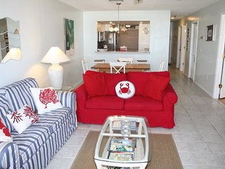 601GDN-101. Anna Maria Island 2 Bedroom Condo with Ocean View