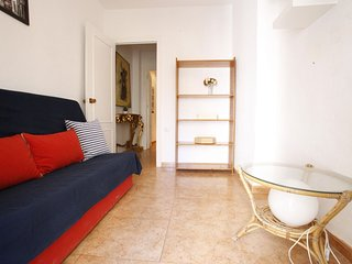 San Diego Primero apartment in El Arenal with WiFi & air conditioning.
