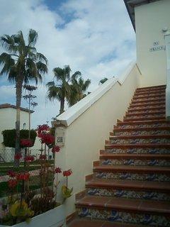 Escalera Privada Apartamento