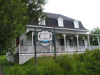 Bed and Breakfast in La Malbaie, at Pierre's place