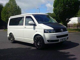 VW Campervan Hire Scotland - Classic Camper Holidays - Oliver