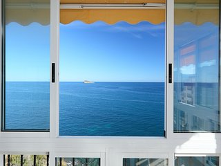 2 bedroom Apartment in La Cala de Benidorm, Valencia, Spain : ref 5515435