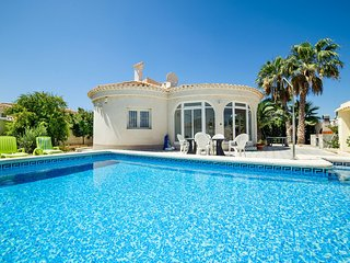 3 bedroom Chalet in Playa Flamenca, Valencia, Spain : ref 5399500
