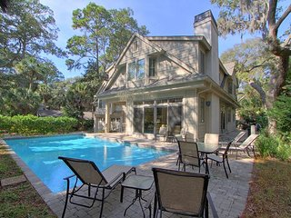 15 Green Heron - Spectacular 7 Bedroom Sea Pines home!