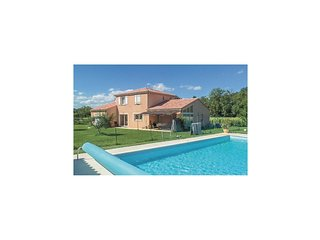 4 bedroom Villa in Montboucher-sur-Jabron, Auvergne-Rhone-Alpes, France : ref 55