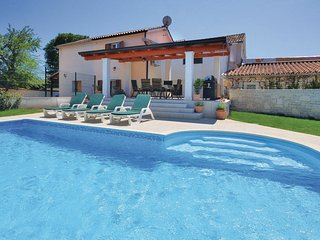 2 bedroom Villa in Segotici, Istria, Croatia : ref 5520263