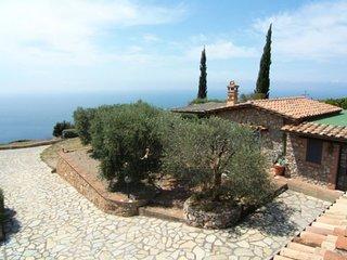 2 bedroom Villa in Monte Argentario, Tuscany, Italy : ref 5401893