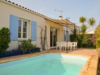 3 bedroom Villa in Dolus-d'Oleron, Nouvelle-Aquitaine, France : ref 5517975