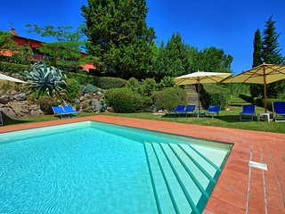 Gorgognano Apartment Sleeps 8 with Pool and WiFi - 5793163