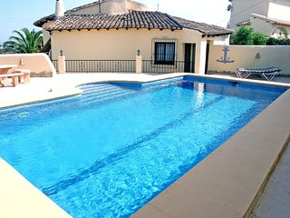 2 bedroom Villa in Moraira, Valencia, Spain : ref 5515427