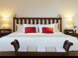 Doppelzimmer DELUXE auf Finca mitten im Paradies und bester Lage
